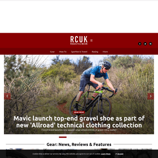 Road Cycling News, Gear Reviews & Cycling Routes