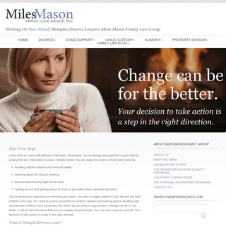 Memphis Divorce Lawyers Miles Mason Family Law