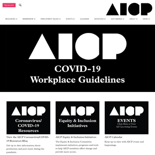 AICP - Association of Independent Commercial Producers