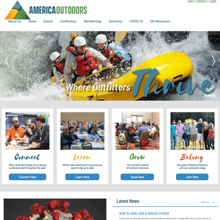 Home Page - America Outdoors