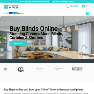 DIY Blinds Online - Buy & Order Custom Window Blinds Australia - Cheap Blinds