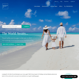Inspiring Travel Company - Luxury Tailor-Made Holidays