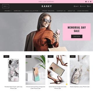 Kanky Cases- Luxury Women Cases