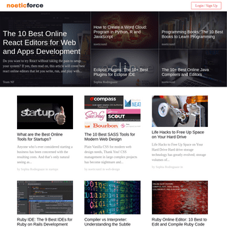 Discover Programming Tools and Resources