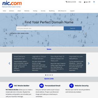NIC.COM Network Info Center - Network Information Center