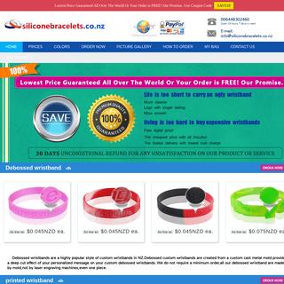 Custom Cheap Bracelets NZ