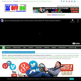Agencia de Marketing Digital y SEO para Pymes a Precios desde 50- dto