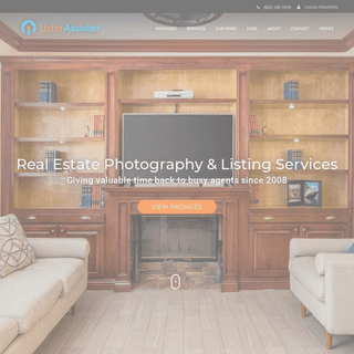 Real Estate Listing Services - ListerAssister