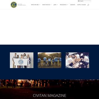 Civitan International - Champions of Service