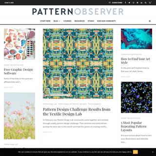 Home - Pattern Observer