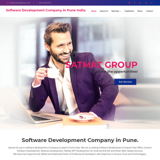 Software Development Company In Pune - India