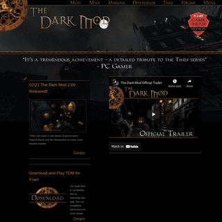 The Dark Mod - Stealth Gaming in a Gothic Steampunk World - The Dark Mod