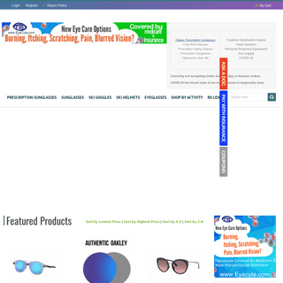 Prescription Sunglasses by ADS Sports Eyewear