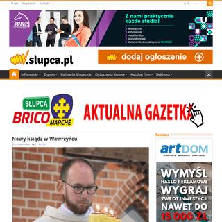 Słupca - Portal Powiatu Słupeckiego, aktualności, ogłoszenia