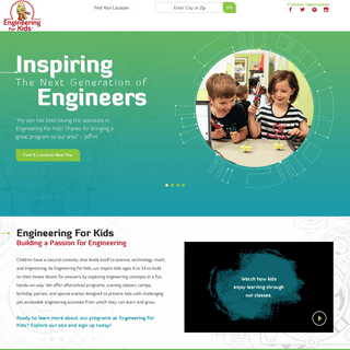 Home - Engineering Camp
