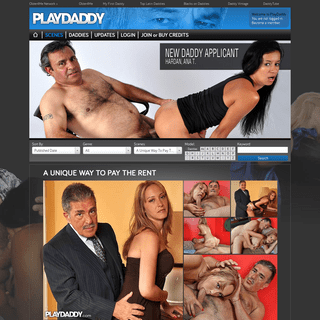 PlayDaddy.com - A Unique Way To Pay The Rent