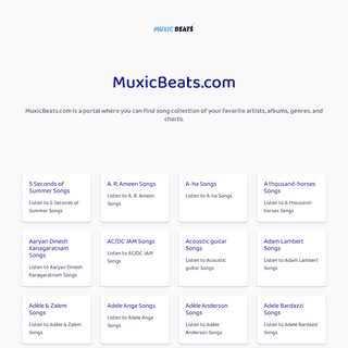 MuxicBeats.com
