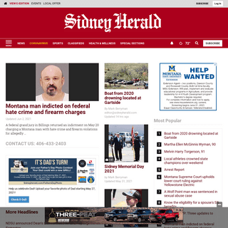 sidneyherald.com - Your Voice. Your News.