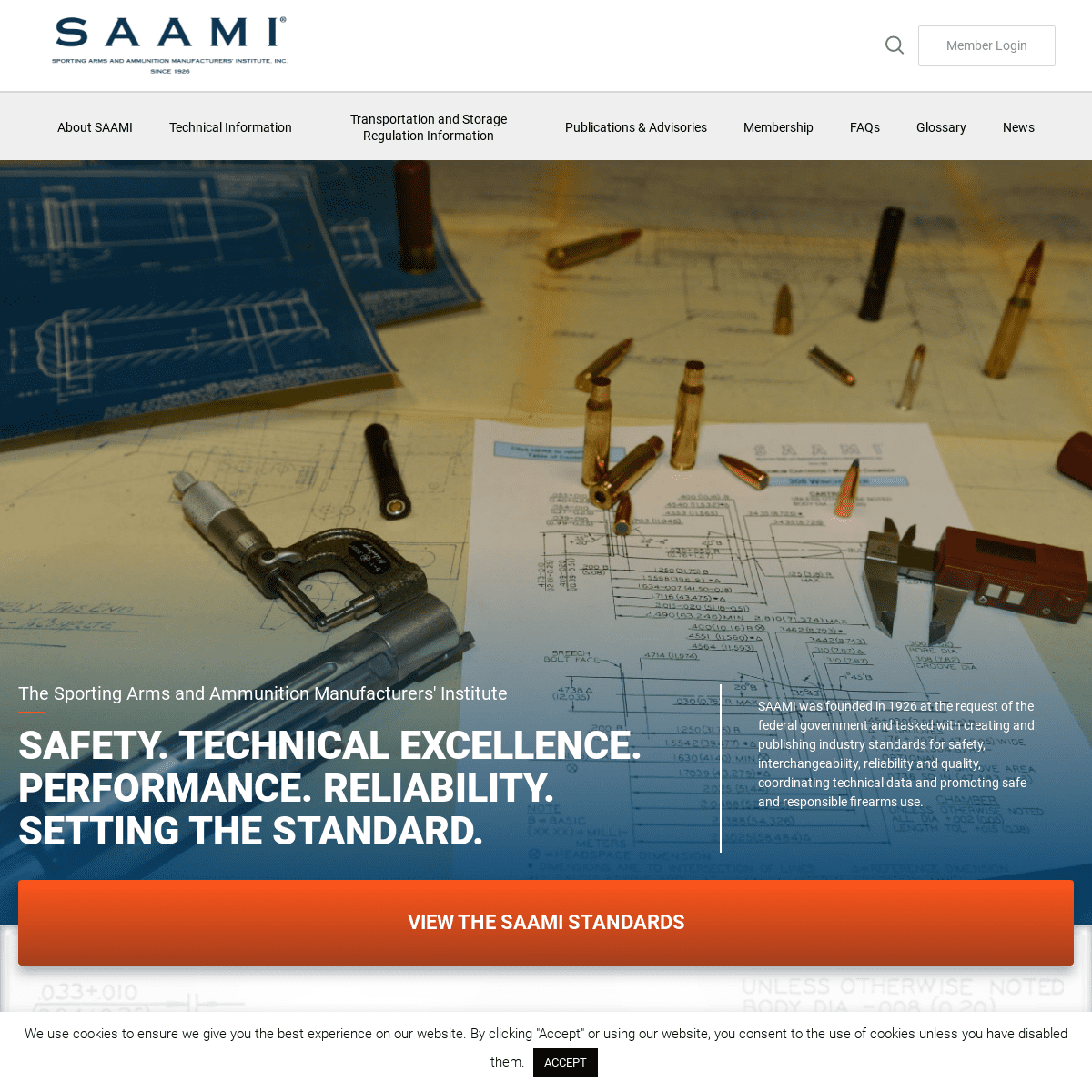 A complete backup of https://saami.org