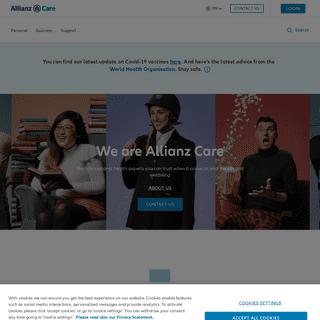 International Health Insurance - Allianz Care Official Site