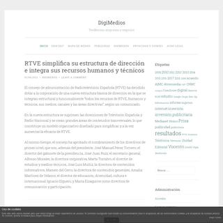 DigiMedios - Tendencias, empresas y negocios