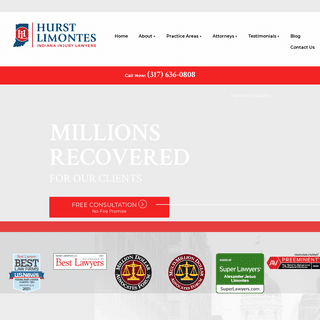 Indianapolis Personal Injury Lawyer - Car Accident Attorneys - Hurst Limontes