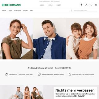 Günstige Schuhmode im Onlineshop - DEICHMANN