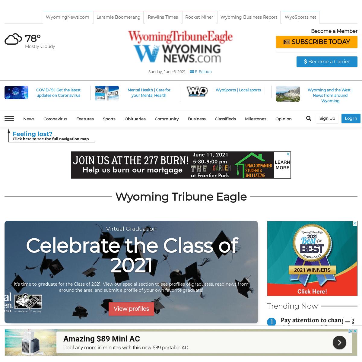 wyomingnews.com - Local First