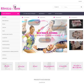 Ritmica Store - Attrezzature per la ginnastica ritmica