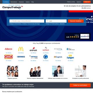Buscar trabajo Chile - Bolsa de trabajo - Portal del empleo