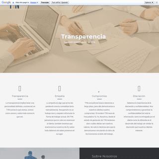 TYNconsultores.com – TYN somos un grupo multidisciplinar de empresarios que, gracias a nuestra experiencia, ofrecemos conocimi