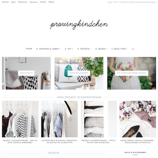 provinzkindchen - Lifestyle Blog Graz, Rezepte, Wohnen, DIY