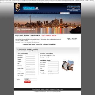 Buy Homes For Sale Get Cash Back Rebate New Resale Home Condo Toronto GTA