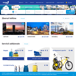 Bilete de avion ieftine din Chisinau