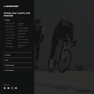 We share your passion for cycling - Lapierre Bikes