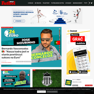 Futbol News - ekstraklasa, liga mistrzów, transfery piłkarskie