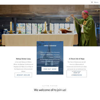 Clifton Diocese -