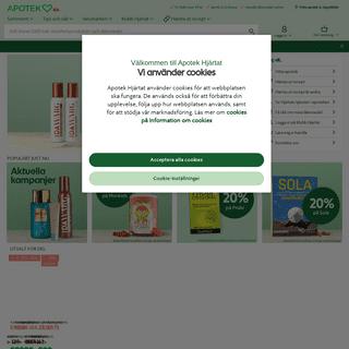 Apotek Hjärtat - läkemedel online eller butik nära dig