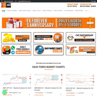 Free Forex Training - FX Forever