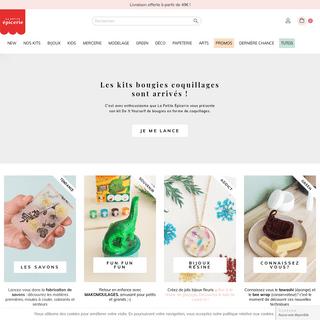 La Petite Epicerie - E-shop Loisirs créatifs et idées DIY