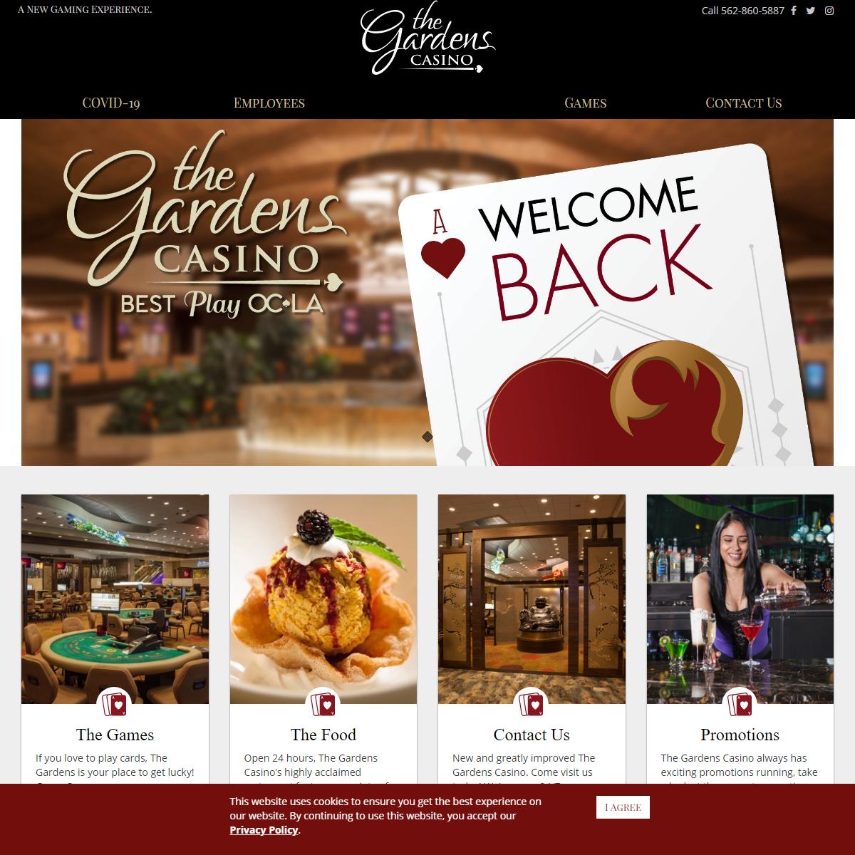 The Gardens Casino - Hawaiian Gardens