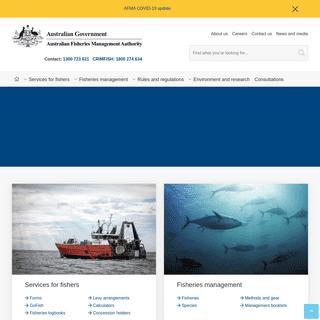 Australian Fisheries Management Authority