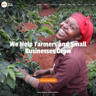 ICCO Cooperation- We Help Farmers and Small Businesses Grow