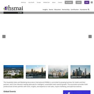 Home - HSMAI Global