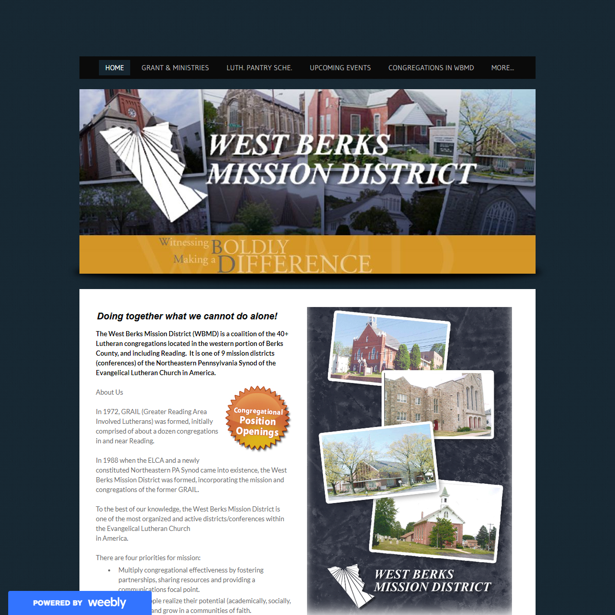 A complete backup of https://wbmissiondistrict.weebly.com/