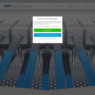 TMT - IT-, Internet- und Mediendienstleister aus Bayreuth