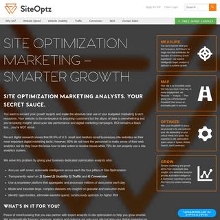 Site Optz Marketing Consultants – Site Optimization Consultants