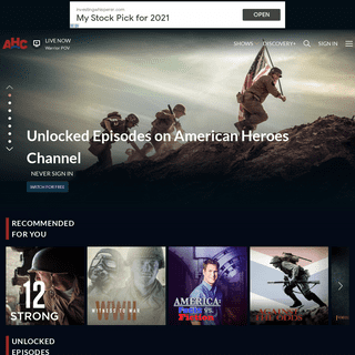 AHC - Official Site