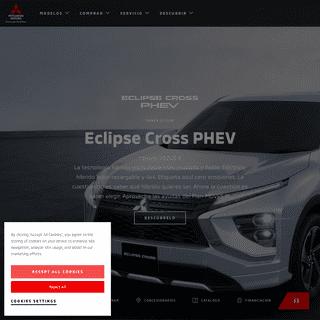 Mitsubishi Motors. Página oficial - Nuestros coches