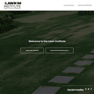 Home - The Lawn Institute